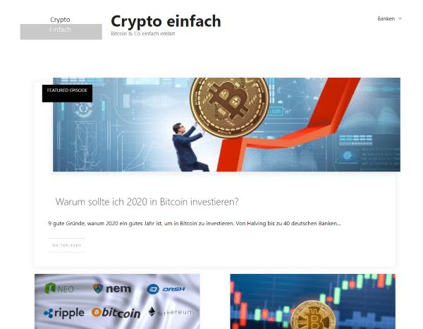 Cryptoeinfach